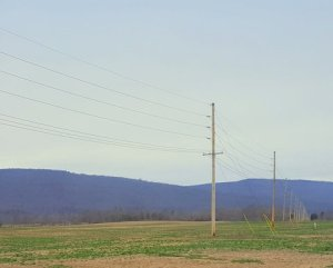 North of Lewistown