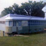 168 serving as a summer home near Dam 5.