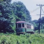 Car 171 on the Thurmont line
