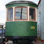 168 seen freshly painted in 2010