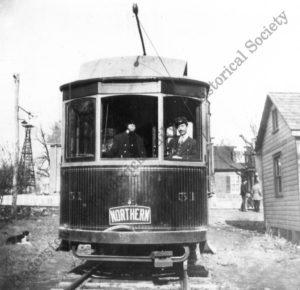 Hagerstown Northern Railway Car 51
