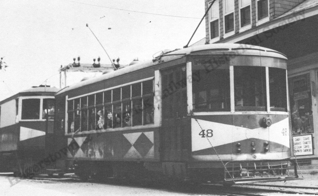Car 48 at Braddock