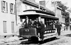 Inter-Urban Railway #43