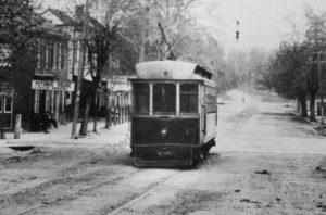 Car 45 in Williamsport, 1911