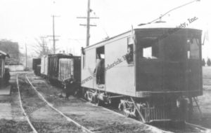 H&F #5 with train
