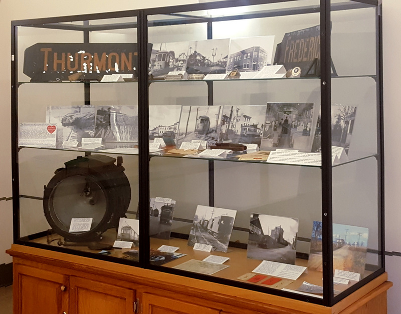Guest Exhibit at Thurmont Library