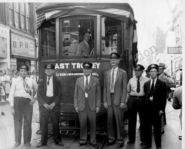 Last Trolley in Washington County